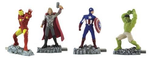 Avengers USB key