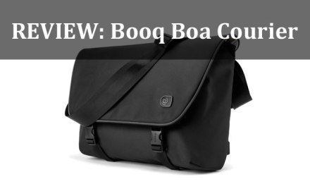 Review booq boa courier